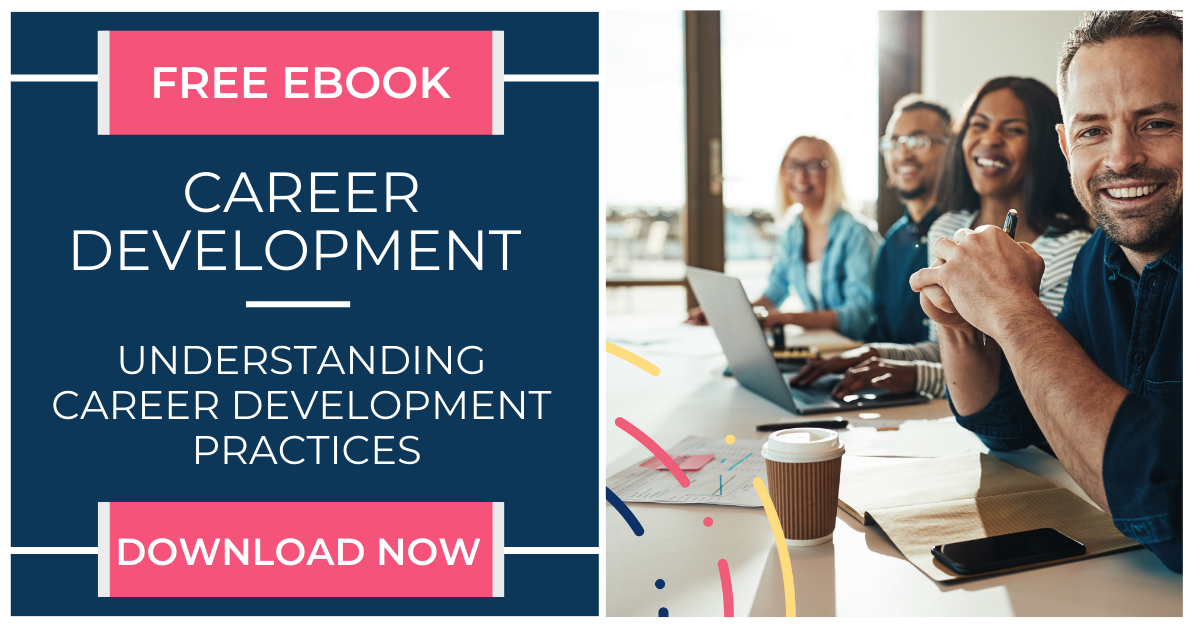 Get your career development eBook now!
